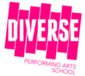 Diverse Performing Arts School's logo
