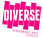 Diverse Performing Arts School's logo