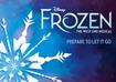 Disney's FROZEN's logo