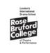 Rose Bruford College 's logo