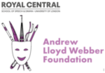 The Royal Central School of Speech and Drama's logo