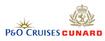 P&O Cruises & Cunard 's logo