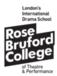 Rose Bruford College's logo